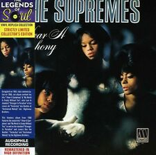 I Hear A Symphony - Supremes (2013, CD NEUF) Remastered/Lmtd ED.
