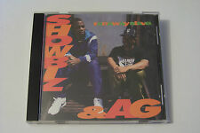SHOWBIZ & A.G. - RUNAWAY SLAVE US-CD 1992 (Lord Finesse Big L Diamond D) RARE
