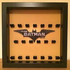 Lego Minifigures Series The Batman Movie Minifig Display Frames Cases