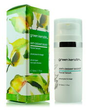 Antioxidante Boost Vitaminas A C E + Té Verde + Ácido Hialurónico Facial Serum