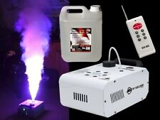 American DJ VF Volcano Vertical 750W Smoke Fog Machine CO2 Effect + Remote & 5L