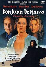 Don Juan De Marco - Maestro D' Amore (1994) DVD Edizione Fuori Catalogo