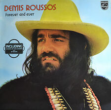 "DEMIS ROUSSOS - FOREVER AND EVER  12""  LP (R77)"