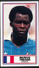 Rothmans Football Card - International Stars - Marius Tresor - France