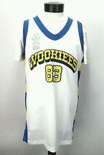 ADIDAS STAR WARS WOOKIES Basketball Jersey T SHIRT Chewbacca Mens Medium M Rare