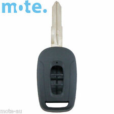 Holden Captiva 3 Button Remote Replacement Key Blank Shell/Case/Enclosure
