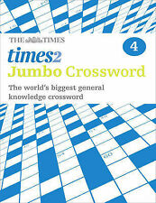 The Times 2 Jumbo Crossword: 60 of the World's Biggest Puzzles from the Times...