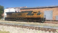 Ho Scale Athearn CNW C44-9W Union Pacific Patch Weathered Locomotive