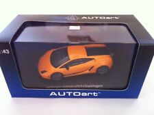 AUTOart Lamborghini Gallardo Superleggera LP570-4 Met Orange 54641 1/43 NEW