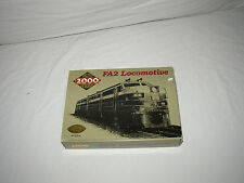 LIFE-LIKE PROTO 2000 HO SCALE FA2 LOCOMOTIVE LOT #T-5