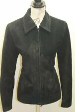 Danier Women Jacket All Leather Zipper Jacket Lined 10-12 Medium Canada