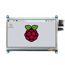 "7"" inch LCD display monitor - for Raspberry Pi 3 with touch screen 800*480"