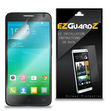 2X EZguardz LCD Screen Protector Cover HD 2X For Alcatel OneTouch Idol 2 Mini S