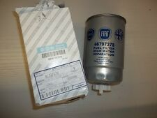 Genuine Fiat Fuel Filter 1.9 JTD Diesel Multipla or Stilo Models P/N 77362338