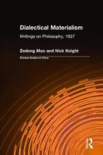 Mao Zedong on Dialectical Materialism: Writings on Philosophy, 1937 (Chinese