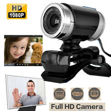 HD 50 Megapixels USB 2.0 Webcam Camera with MIC Clip-on for Computer PC Laptop