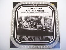 HAPPY DAYS ARE HERE AGAIN - - PIANO ROLLS - LP
