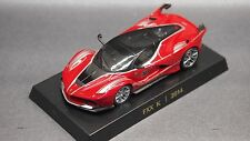 Kyosho Lv 7-11 1/64 Ferrari Minicar La Ferrari FXX K RED  new