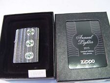 Zippo ® Jahrgangsmodell Anual lighter 2015 Limited Edition Neu/New OVP