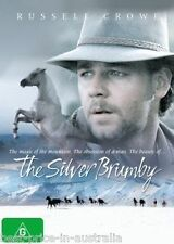 The Silver Brumby = NEW DVD AUSTRALIAN FERAL HORSE ~ PRINCE OF THE BRUMBIES R4