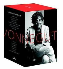 Kurt Vonnegut: The Complete Novels: The Library of America Collection by Offit,