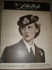 Photo article Duchess of Kent as WRNS commandant 1949 ref K