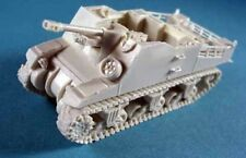 Milicast BB087 1/76 Resin WWII British Sexton 25Pdr. SP (Mid-Production)