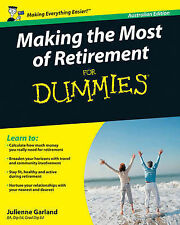 Making the Most of Retirement for Dummies by Julienne Garland (Paperback, 2009)
