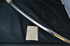 Japanese Samurai REAL sword Katana handmade sharp steel blade antique Tamahagane