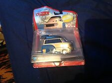 mattel disney cars 2 diecast deluxe pinion tanaka new and sealed number 7