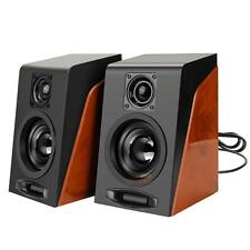 Portable Mini Subwoofer Restoring Ancient Ways Desktop Small Speakers For TV PC