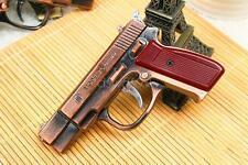 Mini M75 Gun shaped Metal Refillable Butane Gas Cigarette Lighter Jet W/Torch