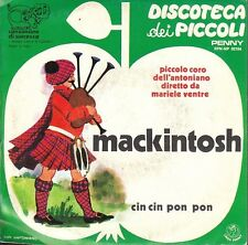 7652 PICCOLO CORO DELL'ANTONIANO MACKINTOSH