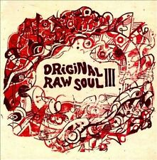 Original Raw Soul III CD Whitefield Brothers Poets of Rhythm FUNK