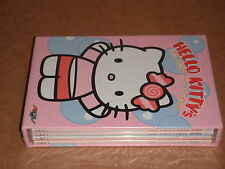Hello Kitty's Animation Theater - The Complete Collection DVD NEW R1
