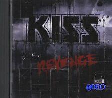 KISS + CD + Revenge (1992) + 12 Songs + KULT + NEU + Portofrei (D)