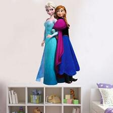 FROZEN Elsa Anna Wall Stickers Decal Removable Art Decor Home Kids Mural Sticker