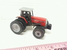 1/64 custom agco massey Ferguson 8160 tractor all duals farm toy free shipping