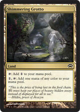 Shimmering Grotto X4 (Planechase 2012) MTG (NM) *CCGHouse* Magic