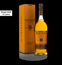 GLENMORANGIE Original Ten 10 Jahre Years Highland Single Malt Scotch Whisky