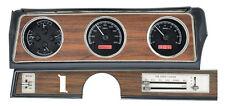 Dakota Digital 70 71 72 Oldsmobile Cutlass Analog Dash Gauges VHX-70O-CUT-K-R