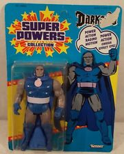 Super Powers Kenner Darkseid Lord Of Apokolips (Mint On C-8 Unpunched Card) Tear