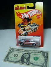 Hot Wheels - Hot Ones -  Silver Special Paint '84 Mustang SVO - 2012