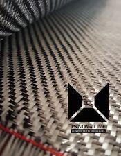 """Carbon Fiber Fabric / Cloth:  2x2 Twill Weave - 5.7 oz, 1 yard, 50"""" wide"""