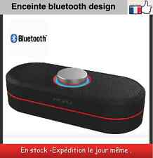Enceinte bluetooth Design -IOS android samsung iPhone mac windows idées cadeaux