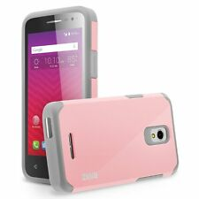 RANZ® Alcatel One Touch Elevate 5017E Impact Dual Layer Shockproof Bumper Case