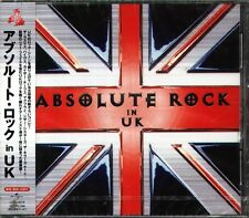 ABSOLUTE ROCK IN UK - Japan CD - NEW KAISER CHIEFS RAZORLIGHT IAN BROWN LE TIGRE