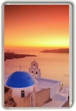 Santorini, Greece Oia Fira Fridge Magnet #2
