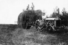 Antique 8X10 Photo Reprint of 1917 Fordson Ford Tractor Antique Farm Equipment