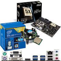 INTEL Core i7 4790 Turbo 4Ghz & ASUS Z97-P - Motherboard & CPU Bundle